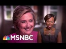 Hillary Clinton: Russian Interference 'Should Terrify Every American' | AM Joy | MSNBC