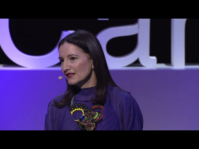 If your life is your biggest project, why not design it? | Ayse Birsel | TEDxCannes