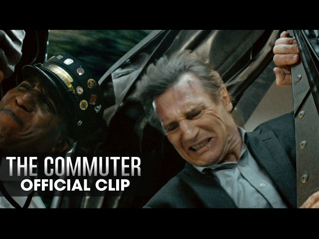 """The Commuter (2018 Movie) Official Clip """"Release The Latch"""" – Liam Neeson"""