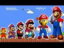 Эволюция Марио