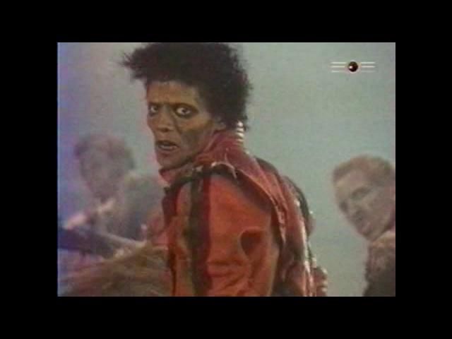 Michael Jackson - Thriller Dance (Special Dudex Edit)