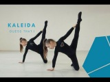 Детская хореография by Ann Kovalenko Контемп Guess That I - Kaleida In Flow