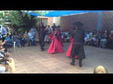 Traditional dance from Salta Argentina
