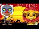 Funko Pop! Disney: The Lion King Rafiki with Simba and Simba Leaf Mane Review!