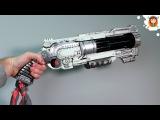 How to Paint a Nerf Gun (Doomlands Vagabond)