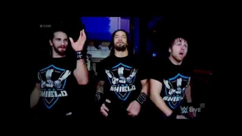 WWE - The Shield Custom Titantron!