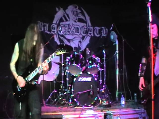 Blackdeath - Live at Night of Devotion, 11-12/05/2013