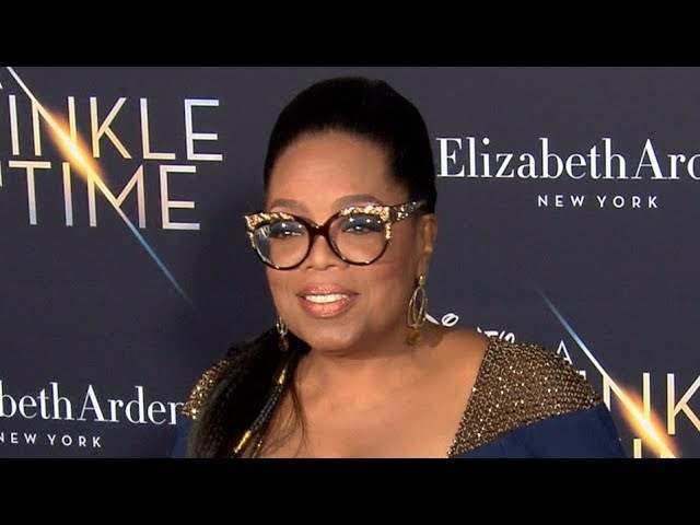 Oprah Winfrey Salma Hayek Reese Witherspoon at the A Wrinkle in Time Premiere