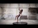 Karo Swen - красивое исполнение на пилоне, танец на пилоне.- VD
