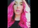 "Kate Clapp / Катя Клэп on Instagram: "" PrettyInPink 🎀 Зажигаю улочки в Торонто!"""