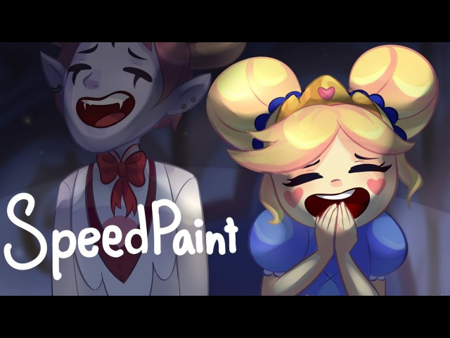 [Speedpaint] Redraw | Star vs The Forces of Evil
