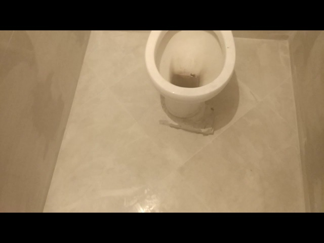 Ремонт квартир в Казани. Укладка плитки в ванной и туалете