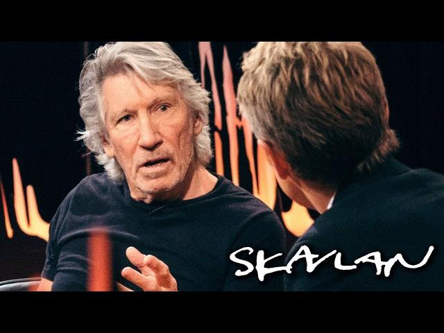 Roger Waters admits he feels empathy with Trump voters | SVTNRKSkavlan