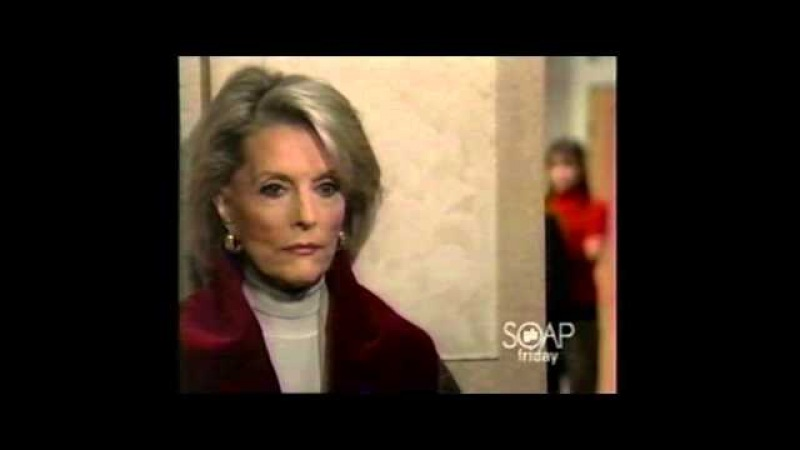 General Hospital 2005 - Helena tries to kill Alexis