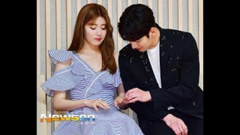 Ji Chang Wook Nam Ji Hyun [JiJi Couple] - Sweet moments Part1