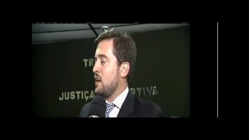 Entrevista com procurador do te TJD