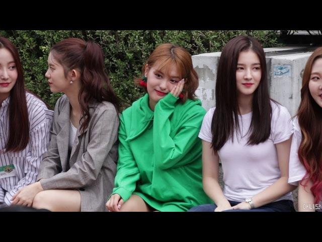 170910 모모랜드 (MOMOLAND) 아인 직캠 (SBS 인기가요 미니팬미팅) By 애니닷