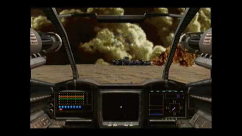 Shockwave 2: Beyond The Gate (3DO) - Opening Gameplay