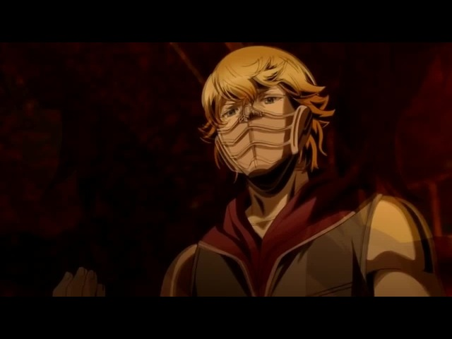 Божественные врата / Лицо со шрамом (Scareface) – OST / AMV anime / MIX anime