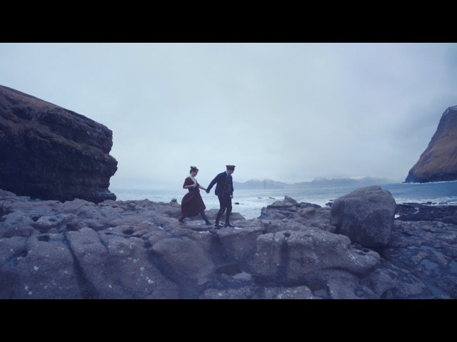 Kiasmos - Blurred (Bonobo Remix) - Official Music Video