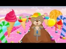 Музичний мультфільм - ВЕДМЕДИК ТЕД - Дитячі пісні та мультики українською мовою - З любов'ю до дітей