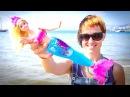 Видео для девочек - Барби Русалочка и Маша капуки кануки