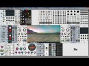 VCV Rack / Alone in the desert / Generative Ambient Soundscape / Synthikat