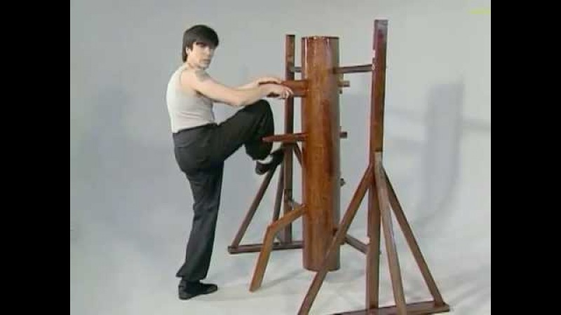 Preview Randy Williams Wooden Dummy Vol 5 Basic Exercises