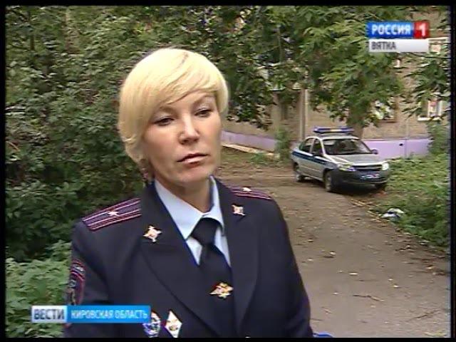 В Кировской области возросло количество угонов автомобилей(ГТРК Вятка)