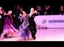 Yaroslav Kiselev Sofiya Filipchuk Waltz 201 Russian Championship Yunior 2