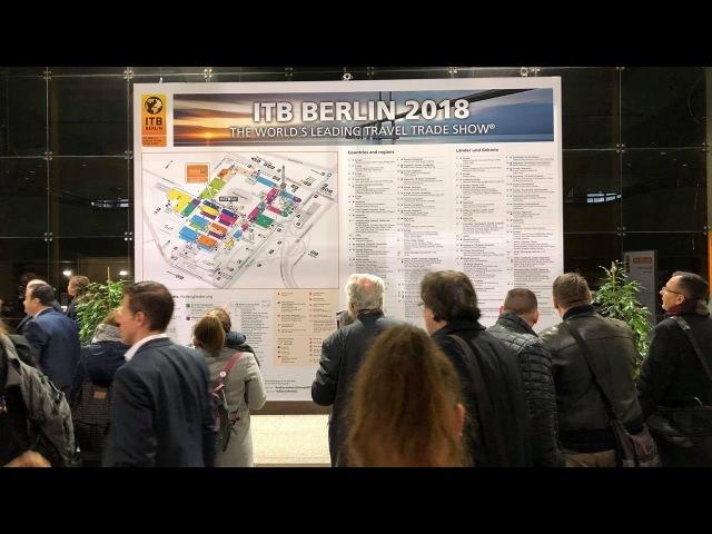 Кофранс принял участие в ITB в Берлине