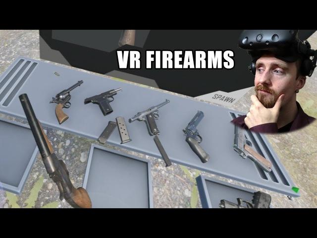 DEM GUNZZ in Virtual Reality - Ultra Realistic Simulator!
