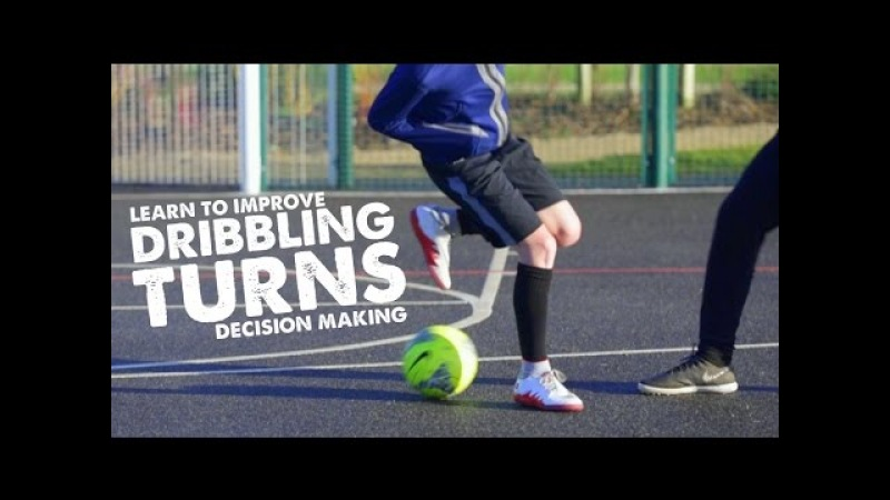How to improve Turns, Dribbling decision making - Day 30 of 90