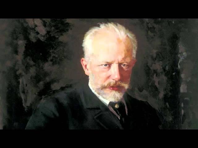 Tchaikovsky Complete Works part I