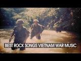 Best Rock Songs Vietnam War Music - Greatest Rock 'N' Roll Of 50s 60s 70s Playlist