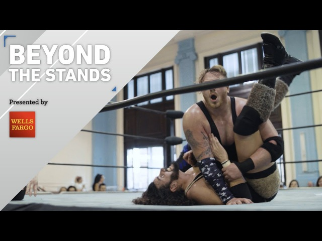 Red Bulls and Wrestling | Beyond the Stands pres. by Wells Fargo
