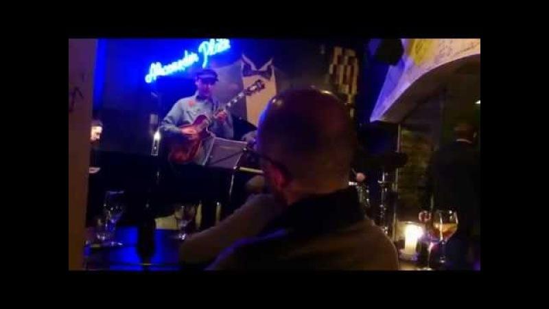 Rosario Giuliani quartet ft Kurt Rosenwinkel live@AlexanderPlatz - 25 Feb 2015