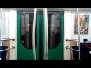 Юбилейный-3 | обзор поезда | от станции Приморская до Василеостровская 3 линия