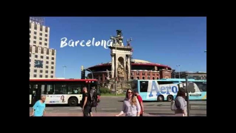 City Break to Barcelona