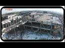 Донецк и аэропорт последствия войны с беспилотника апокалипсис украина новости