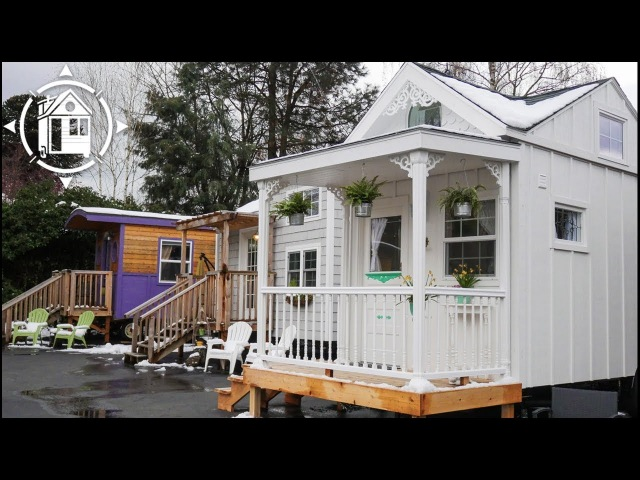 10 TINY HOUSE TIPS from Wife Husband Designer Builder