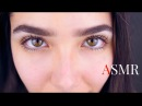 ASMR 3DIO Layered sounds The eyes of Seduction Ear touching Ear tapping Kisses Ear Brushing