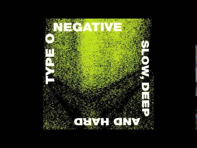 Type O Negative - Gravitational Constant