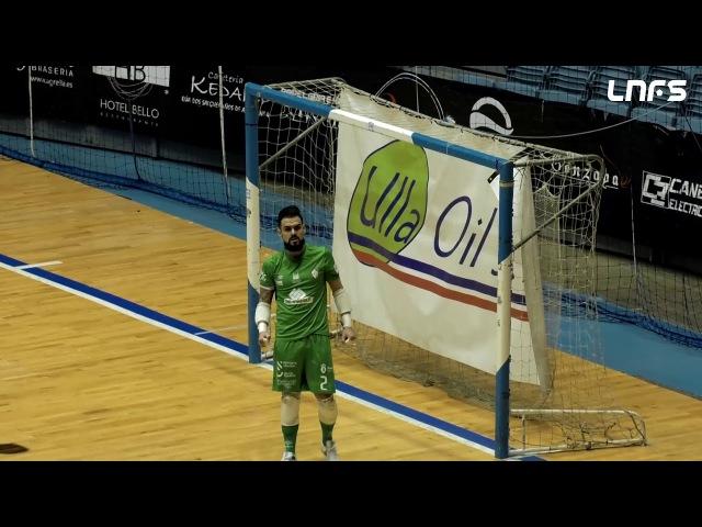 Santiago Futsal - Palma Futsal. Jornada 20
