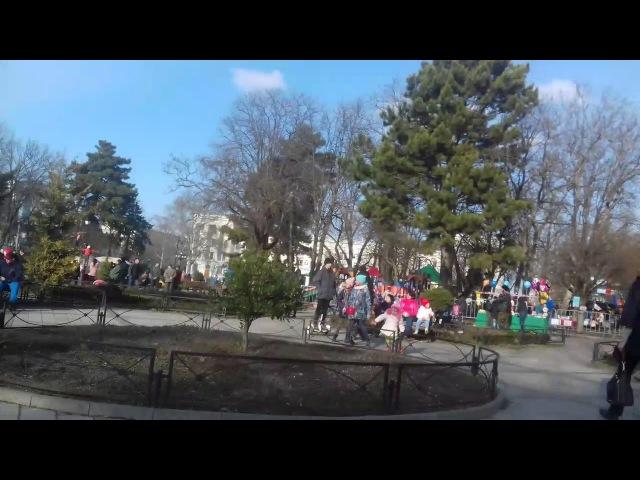 Симферополь Крым Масленицу2018 парке тренёва 18февраля2018