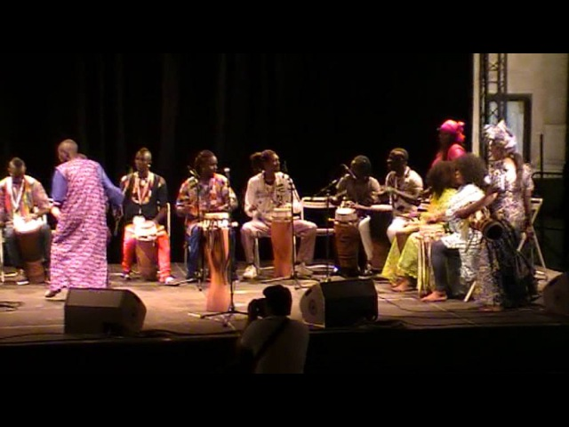 Doudou N'Diaye Rose et ses Rosettes