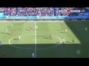 Вратарь попил воды во время атаки соперника и пропустил гол как в FIFA