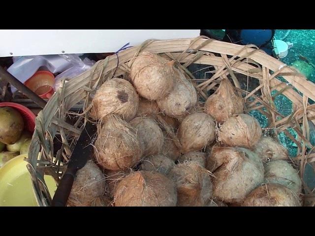 Рынок Чо Дам в Нячанге. Вьетнам