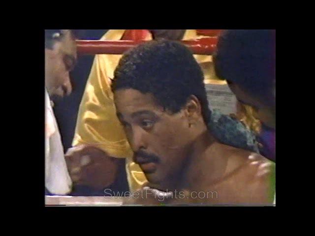 1982-01-30 Wilfred Benitez vs Roberto Duran (WBC Super Welterweight Title)
