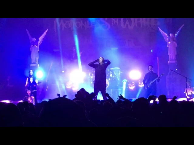 Motionless In White - Voices - Live 3/2/2018 - The Paramount, Huntington, NY